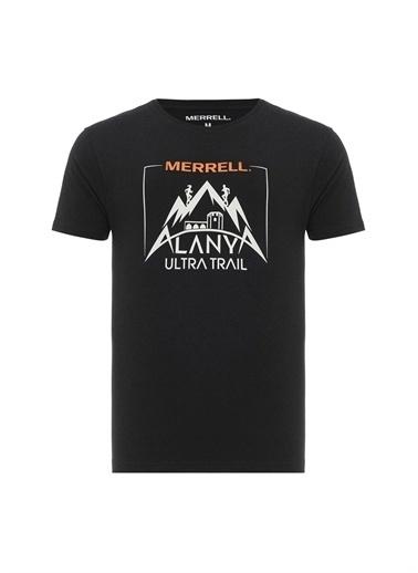 Merrell Merrell T-Shirt Siyah
